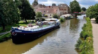 Bateau Canal du Centre photo 2