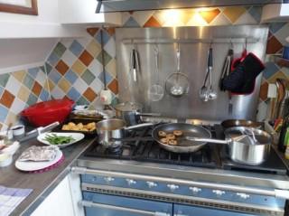 Bateau Culinary delights are prepared here photo 15