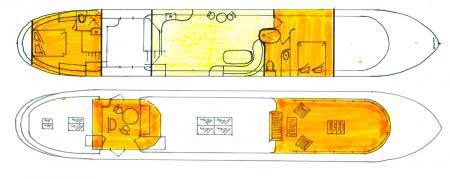 Saraphina deck plan