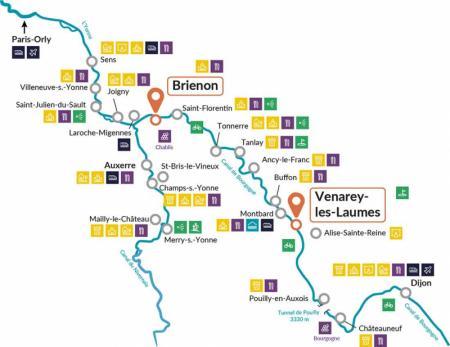 Nicols Canal de Bourgogne