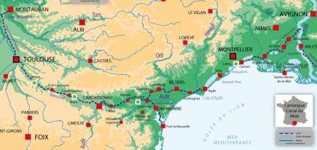 Le Boat Canal du Midi