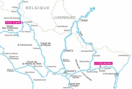 Locaboat Meuse, Ardennes & Marne