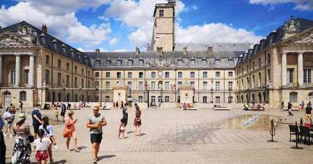 Palais des Ducs à Dijon