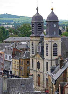 Meuse, Ardennes & Marne