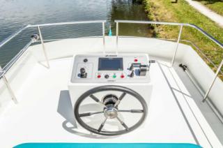 External steering