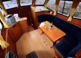 Saône Bateaux : BWS Cruiser 1150 Annelies photo 2