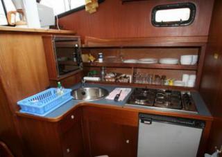 Saône Bateaux : BWS Cruiser 1150 Annelies photo 5