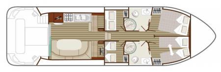 Plan du bateau Nicols OCTO Nicols