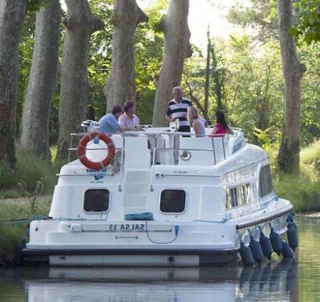 Bateau Le Boat Salsa B