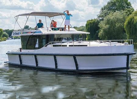 Bateau Le Boat Horizon 5