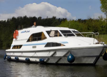 Bateau Le Boat Clipper