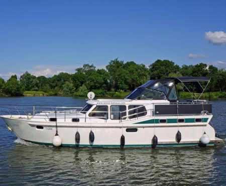 Bateau Saône Bateaux BWS Cruiser 1250 Sanne