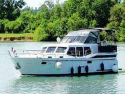 Bateau Saône Bateaux BWS Cruiser 1150 Annelies